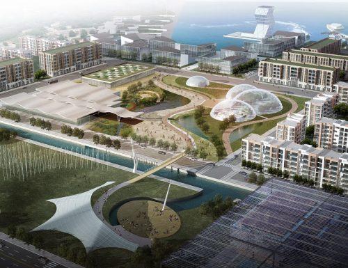 CAOFEIDIAN – La città del futuro (CINA) – The city of the future – China
