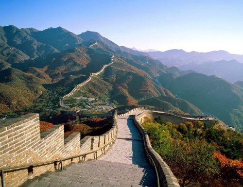 CINA – L'ARCHITETTURA DEI REGNI COMBATTENTI (China – The architecture of the Kingdoms fighters