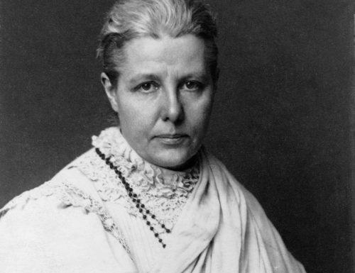 ANNIE BESANT, pioniera del femminismo (Pioneer of feminism)