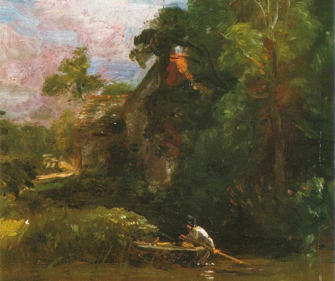 LA FATTORIA DELLA VALLE (The Valley Farm) - John Constable ...