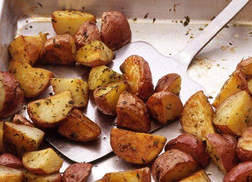 COME PREPARARE LE PATATE (How to prepare Potatoes)