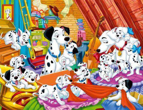 LA CARICA DEI 101(One Hundred and One Dalmatians) Walt Disney