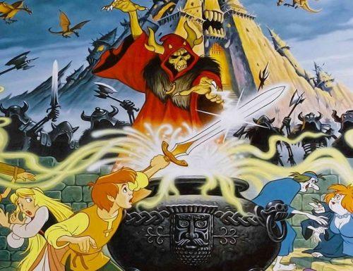 TARON E LA PENTOLA MAGICA (The Black Cauldron) – Walt Disney