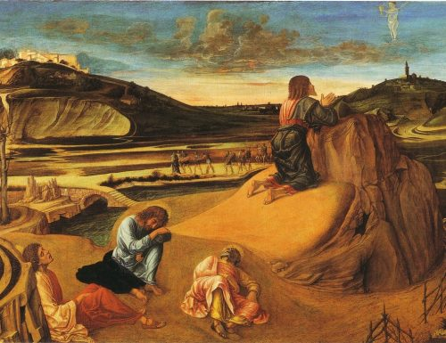 ORAZIONE NELL'ORTO (Agony in the Garden) – Giovanni Bellini