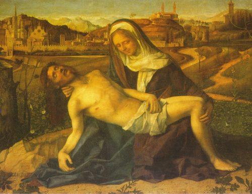 PIETÀ (Pity) – Giovanni Bellini