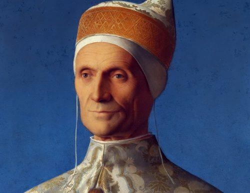 RITRATTO DEL DOGE LEONARDO LOREDAN – Giovanni Bellini (Portrait of Doge Leonardo Loredan