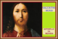 SALVATOR MUNDI - Antonello da Messina