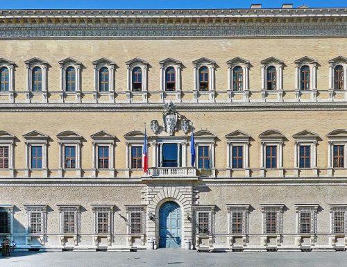 PALAZZO FARNESE (Antonio da Sangallo il Giovane) – Roma