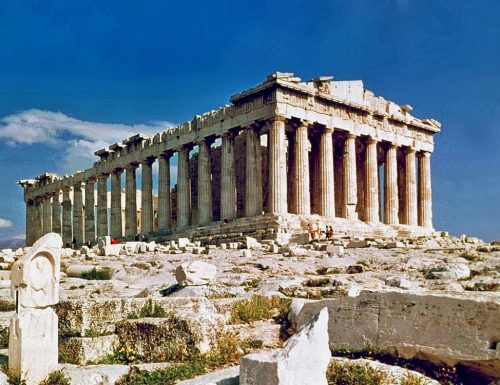 LA CULTURA GRECA – ATENE (The Greek culture – Athens)