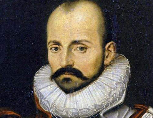 MICHEL DE MONTAIGNE – Filosofo, scrittore e politico francese