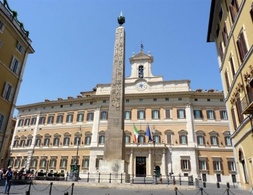 I PALAZZI DELLA REPUBBLICA ITALIANA (The palaces of the Italian Republic)