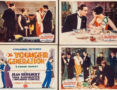 LA NUOVA GENERAZIONE (The Younger Generation) – Frank Capra