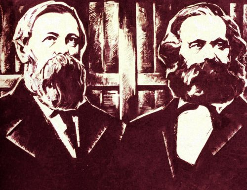 2 – MANIFESTO DEL PARTITO COMUNISTA (Proletari e Comunisti) – MARX – ENGELS