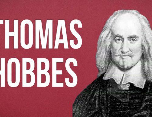 SVILUPPO DELL'EMPIRISMO – Thomas Hobbes