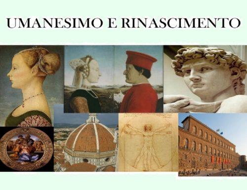 UMANESIMO E RINASCIMENTO (1400-1600) – Il metodo sperimentale