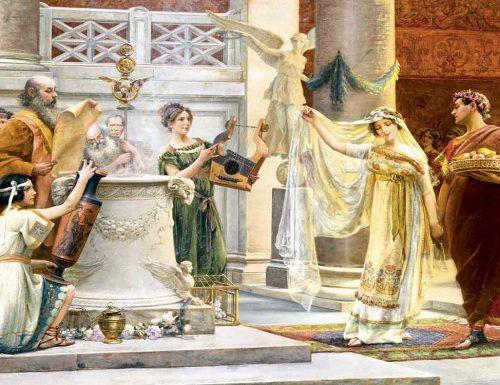 LA MUSICA GRECA E ROMANA