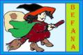 LA BEFANA - Disegni da colorare (EPIFANIA)