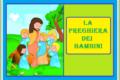 LA PREGHIERA DEI BAMBINI - Ceccardo Roccatagliata Ceccardi