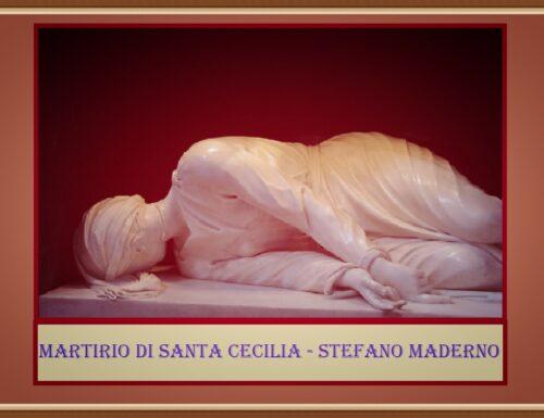 STEFANO MADERNO – Scultore