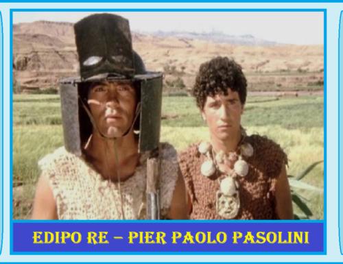 EDIPO RE – Pier Paolo Pasolini
