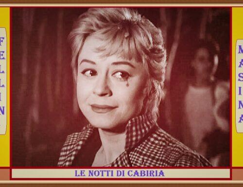 LE NOTTI DI CABIRIA – Federico Fellini