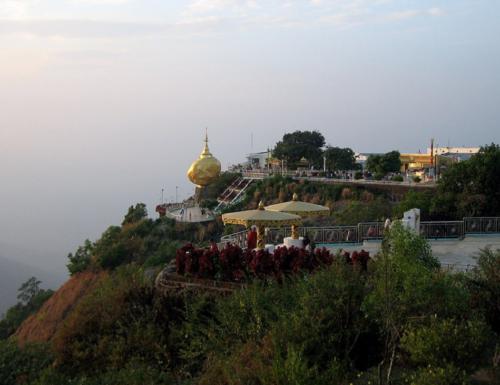 ROCCIA D'ORO – Pagoda Kyaiktiyo – Birmania (Myanmar)