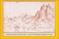 PAESAGGI, PIANTE E STUDI D'ACQUA - Raccolta di Windsor, Leonardo da Vinci